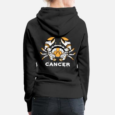 Sign Star sign Cancer - Women's Premium Hoodie