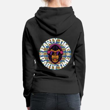 Jumpstyle Party time - Women's Premium Hoodie