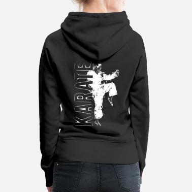 Karate Freefight MMA Sport Fight 2reborn - Frauen Premium Hoodie