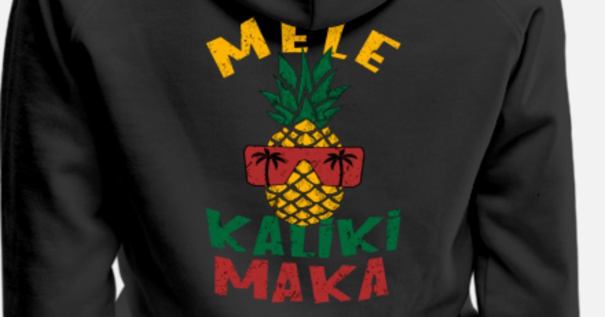 Frohe Weihnachten Hawaii.Ananas Hawaii Hawaiisch Frohe Weihnachten Frauen Premium Hoodie Spreadshirt