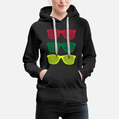 Sunglasses Sunglasses - Women's Premium Hoodie