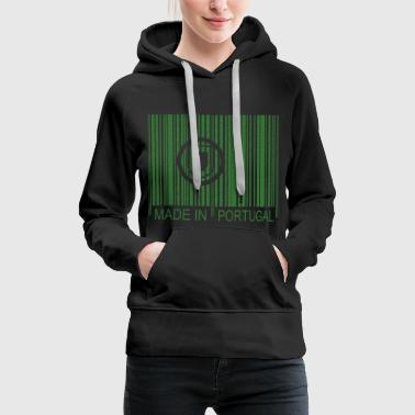 Made in Portugal 2c - Women's Premium Hoodie