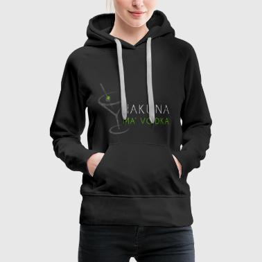 Phrase saying - Women's Premium Hoodie