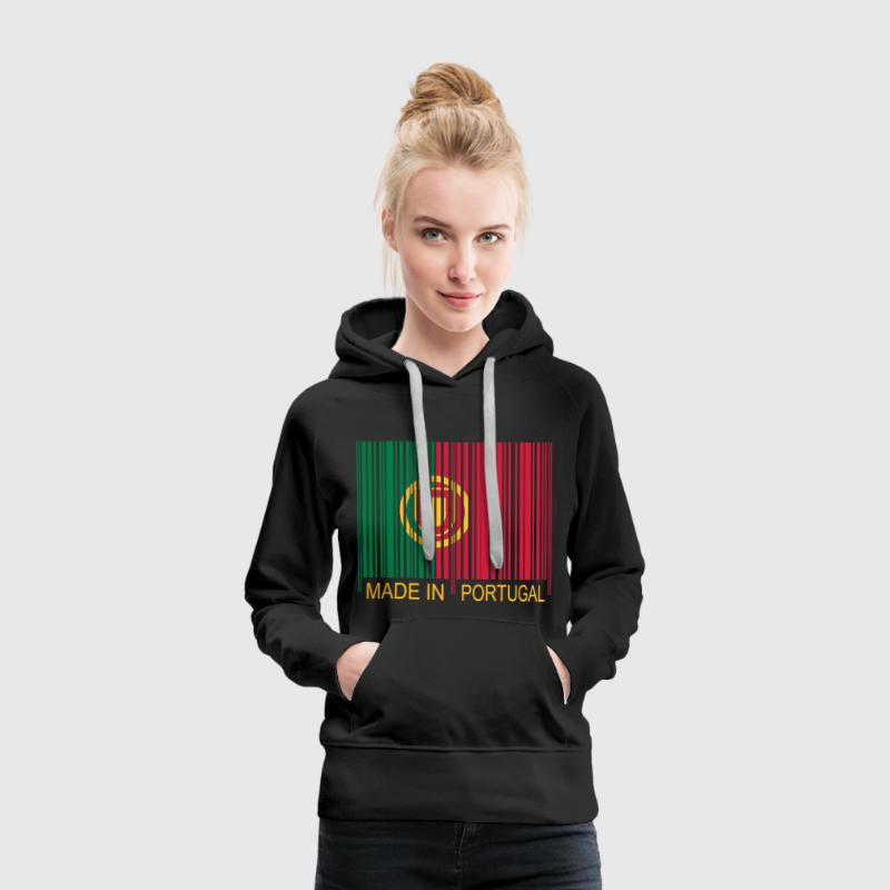 Made in Portugal - Women's Premium Hoodie
