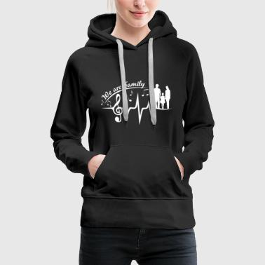We are a family - Women's Premium Hoodie