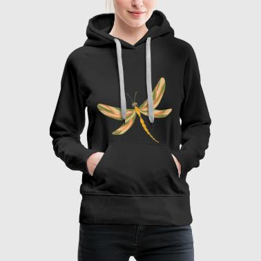 Dragonfly dragonfly dragonfly - Women's Premium Hoodie