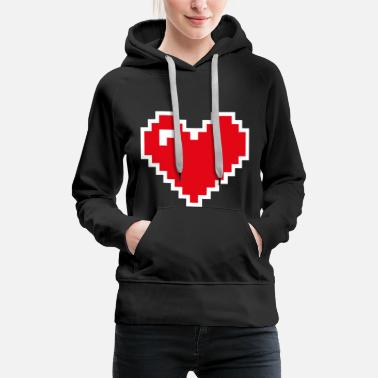 Internet Gaming Gamer Video Games PC Computer MMORPG Gift - Women's Premium Hoodie