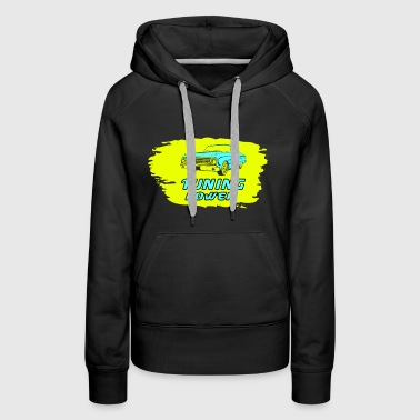 Tuning power - Women's Premium Hoodie