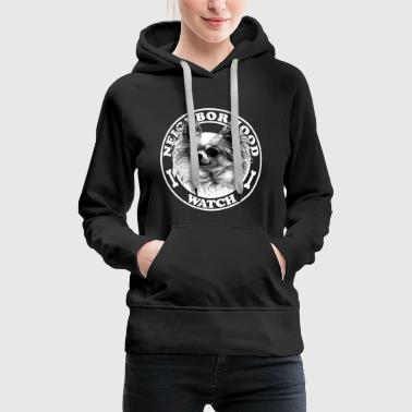 Neighborhood watch - neighborhood help - Women's Premium Hoodie