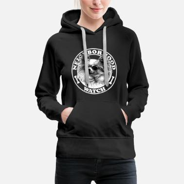 Neighborhood Neighborhood watch - neighborhood help - Women's Premium Hoodie