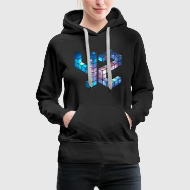 Hitchhikers Guide 42, the answer, Hitchhiker's Guide, Galaxy, space, Cosmos - Women's Premium Hoodie