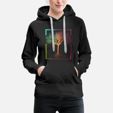 Mother Nature - Frame 06 - Women's Premium Hoodie