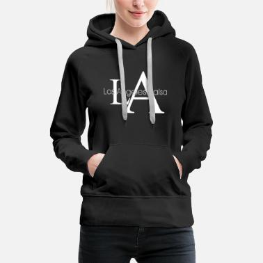 Los Angeles LA - Los Angeles Salsa - Salsa Dance Shirt - Women's Premium Hoodie