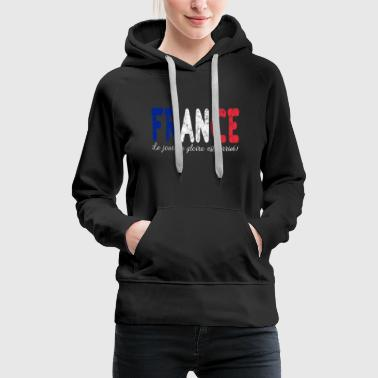 France football gift gift idea - Women's Premium Hoodie
