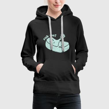Scratch me soap funny saying sex - Women's Premium Hoodie