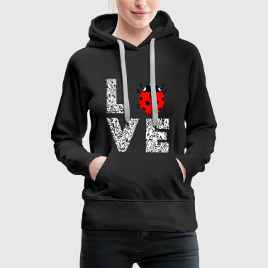 Ladybugs Love Insect Insects Gifts - Women's Premium Hoodie