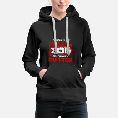 Drama Movie gift - Women's Premium Hoodie