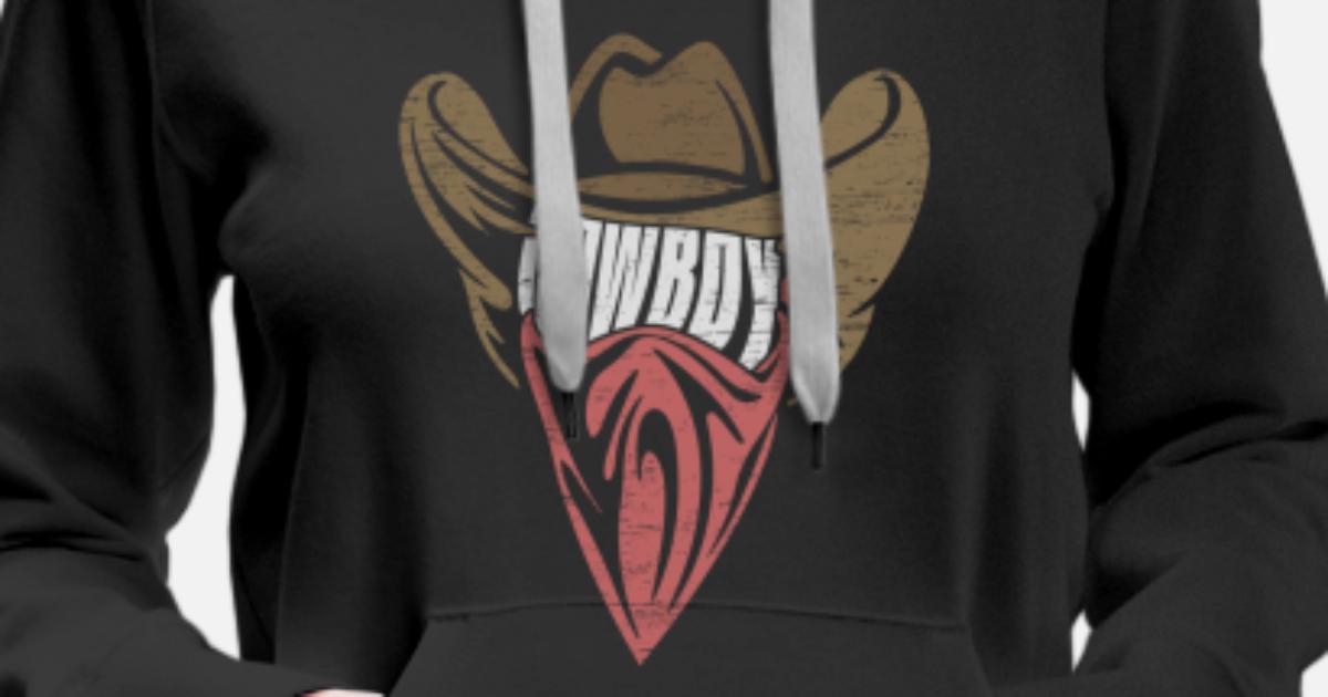 Cowboy Geschenk USA Pferd Pistole von Bestseller Shirts   Spreadshirt