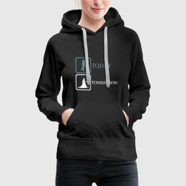 this morning - Women's Premium Hoodie