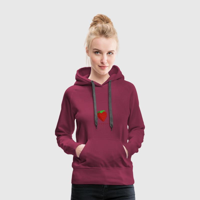 Artsy Essen Tshirt Design-Erdbeere! Geschenk Idee von | Spreadshirt