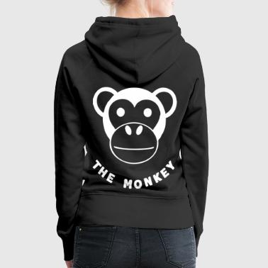 Monkey The monkey - Women's Premium Hoodie