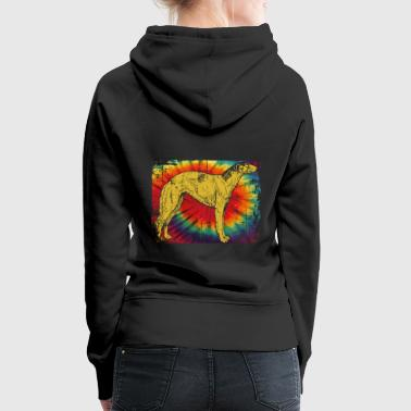 Rascal Greyhound dog owner - Women's Premium Hoodie