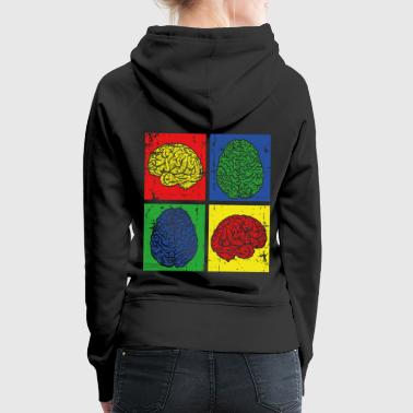Brain science - Women's Premium Hoodie
