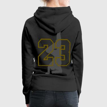 break dance - Women's Premium Hoodie