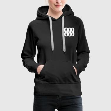 Six Digits - Season 1 - Women's Premium Hoodie
