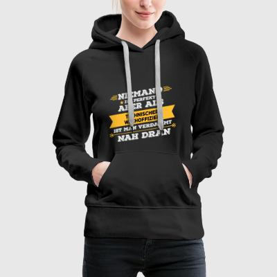 Technical security officer - Women's Premium Hoodie