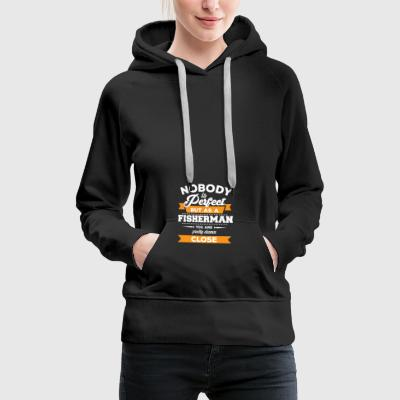 Fisherman - fisherman - fishing - gift - Women's Premium Hoodie