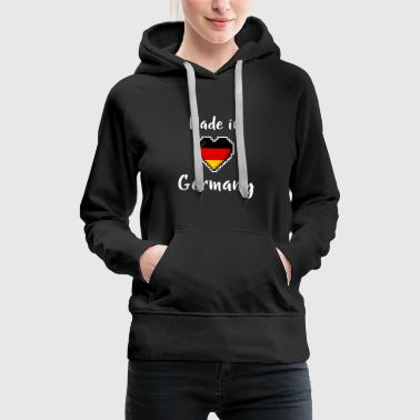Made in Germany - Women's Premium Hoodie