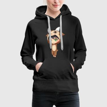 The MOSBIES-Capricorn collection - Women's Premium Hoodie