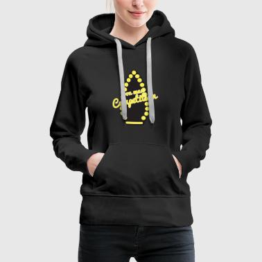 Iron Man Competition - Iron Man Competition - Women's Premium Hoodie