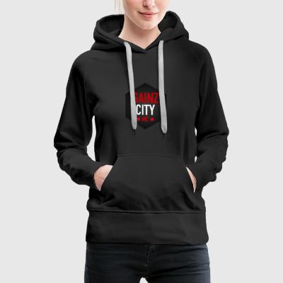 Gainz CITY - MC - Frauen Premium Hoodie