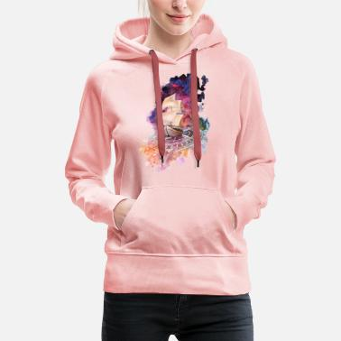 Space Ship Space Ship - Women's Premium Hoodie