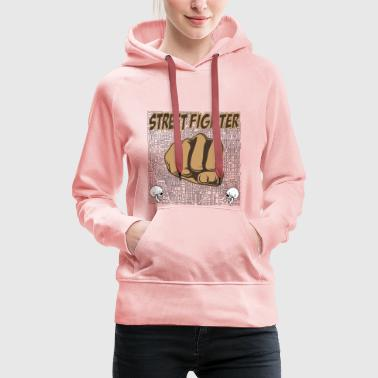 street fighters - Women's Premium Hoodie