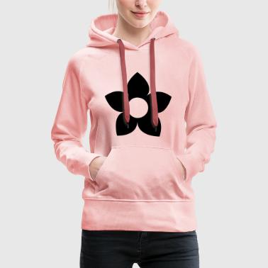 SHAPES SHAPES CLEAN - Women's Premium Hoodie