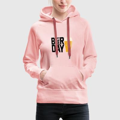International Beer Day - Women's Premium Hoodie