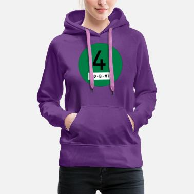 Monitoring automobile - Women's Premium Hoodie