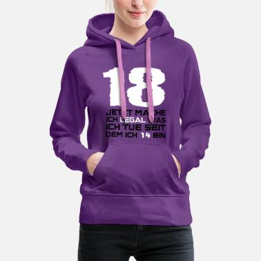 Suchbegriff 18 Geburtstag Pullover Hoodies Online Bestellen