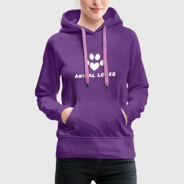 Animal Lover - Women's Premium Hoodie