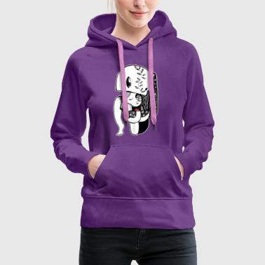 son of the moon - Women's Premium Hoodie