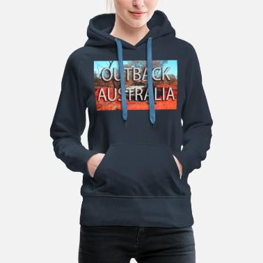 Outback outback australia - Women's Premium Hoodie
