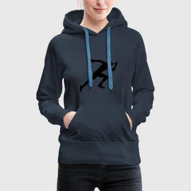 Hurry up - Women's Premium Hoodie