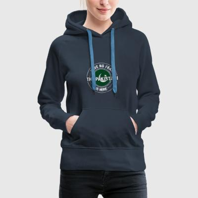 Have No Fear The Pakistani Is Here Shirt - Women's Premium Hoodie