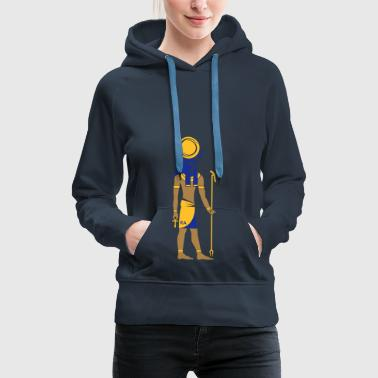 RA God of Egypt - Women's Premium Hoodie