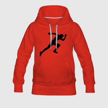 hurry up 2785528 - Women's Premium Hoodie