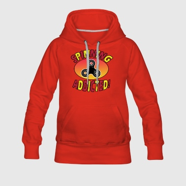Red Yellow - Women's Premium Hoodie