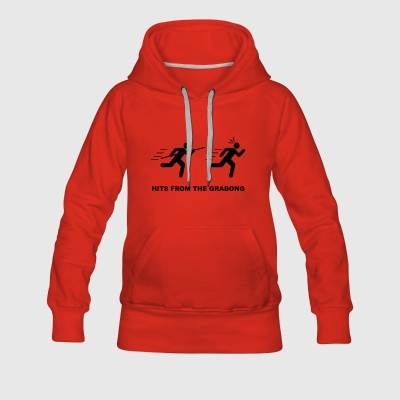 HITS FROM THE GRABONG - Women's Premium Hoodie